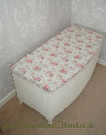 Vintage furnitur, painted furniture, shabby Chic furniture, unique furniture, Pretty Furniture, Upcyle, laura ashley, Lloyd loom
