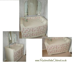 1950's Dressing Table Vintage Furniture