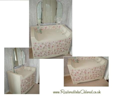 1950's Dressing Table Vintage Furniture