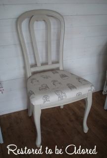 Occasional chair/bedroom Chair £45