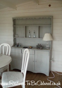 Dresser, Annie Sloan Paris Grey