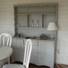 Dresser, Annie Sloan Paris Grey