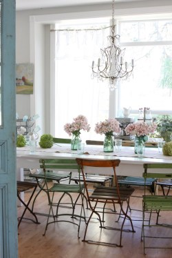 Shabby Chic dining table