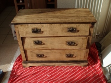 vintage furniture, vintage draws, oak furniture
